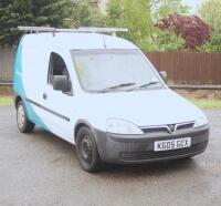 Vauxhall Combo 1700 CDTI 16V Van