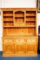 A pine dresser