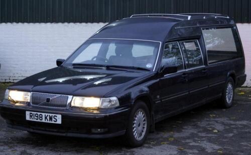 1997 Volvo 960 Hearse R198 KWS