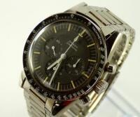 A 1967 Omega Speedmaster chorograph gentleman's watch
