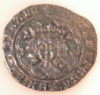 A hammered groat
