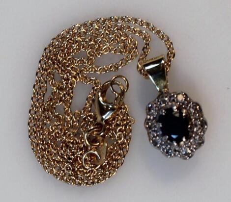 A ladies necklace