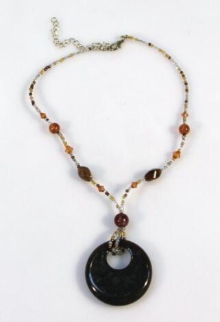 A drop pendant
