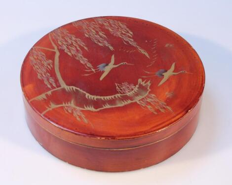 An early 20thC Rowntree's Emperor Quality confectionery box