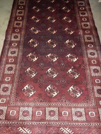 A Blooch carpet