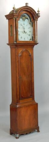 An early 19thC longcase clock