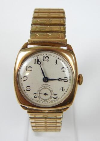 A gent's wristwatch