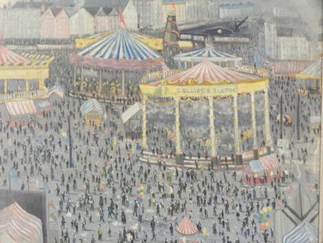 Barry O'Connor. Nottingham Fair