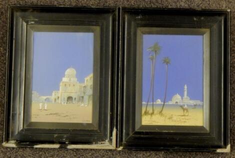 G Parsons. Desert scenes