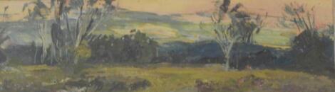 Gyula Sajo. Landscape