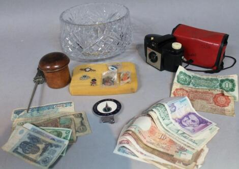 Various bygones and collectables