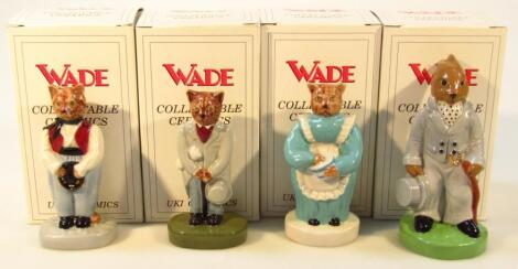 Various Wade limited edition figures
