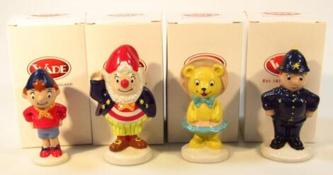 Various Wade Enid Blyton limited edition figures