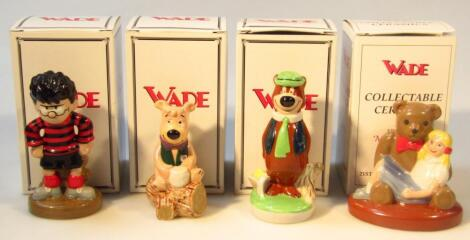A Wade Collectors Club limited edition figure