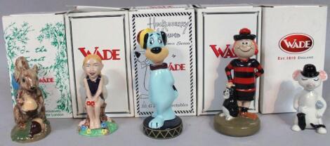 Various Wade figures