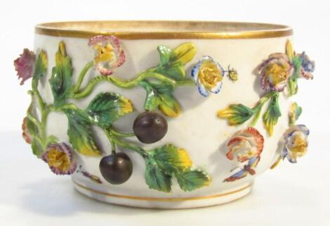 A 19thC Meissen porcelain bowl