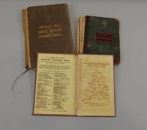A copy of Wallace's Travel Companion