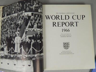 A 1966 World Cup football programme - 2