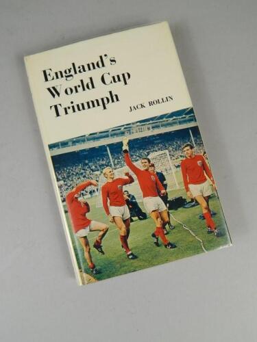 Rollin (Jack). England's World Cup Triumph