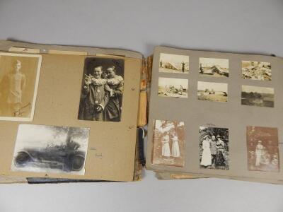A Royal Flying Corp World War I period album - 2