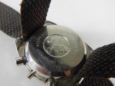 A Romer Stingray Chrono retro style wristwatch - 4