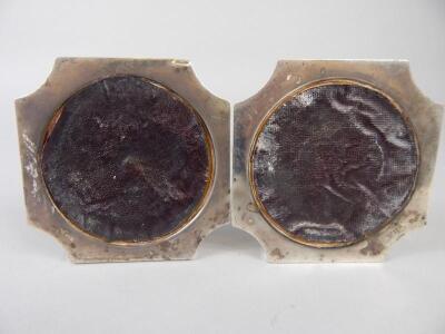 A pair of Elizabeth II silver candlesticks - 3