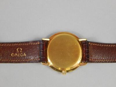 An Omega Gentleman's wristwatch - 3