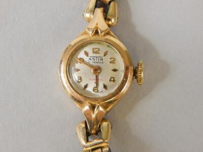 An Astin ladies wristwatch