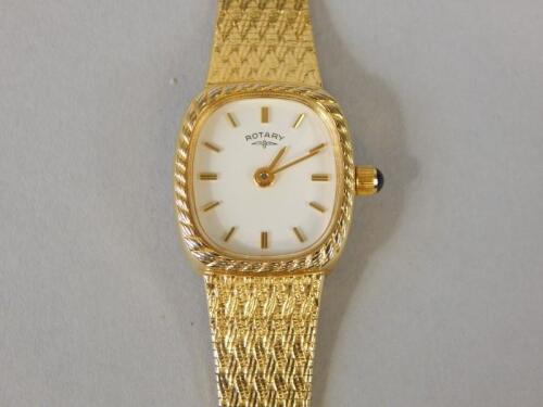 A Rotary ladies wristwatch