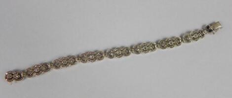 A Brooks & Bentley Queen Victoria Jubilee bracelet