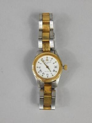 A Baume and Mercier ladies wristwatch - 2