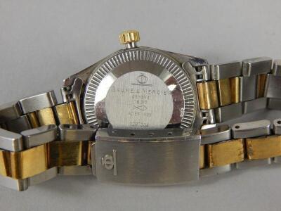 A Baume and Mercier ladies wristwatch - 4