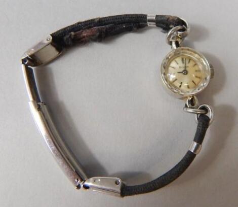 A Bulova ladies cocktail watch
