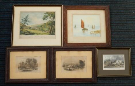 A collection of prints