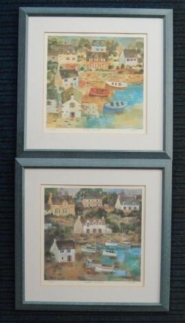 Taylor. Breton Houses and Breton Harbour