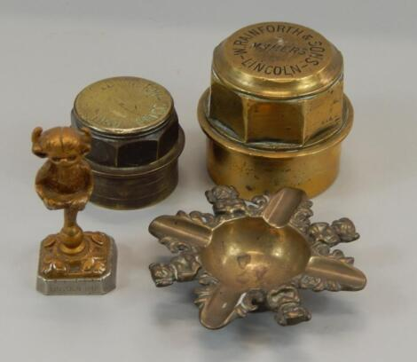 Various items of Lincolnshire interest