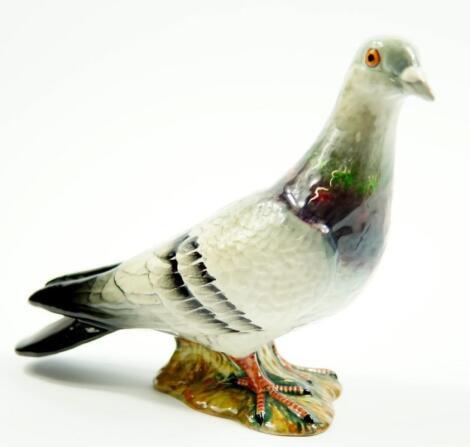 A Beswick figure of a Pigeon