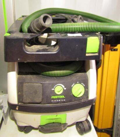 A Festool Cleantec CT Mini 240v dust extractor.