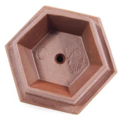A Chinese redware Yi Xing teapot - 8