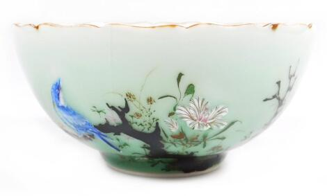 A Chinese bowl