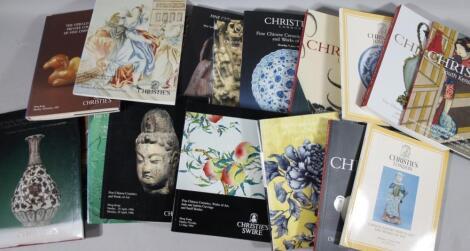 Various saleroom catalogues