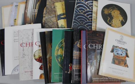 Various Christie's catalogues
