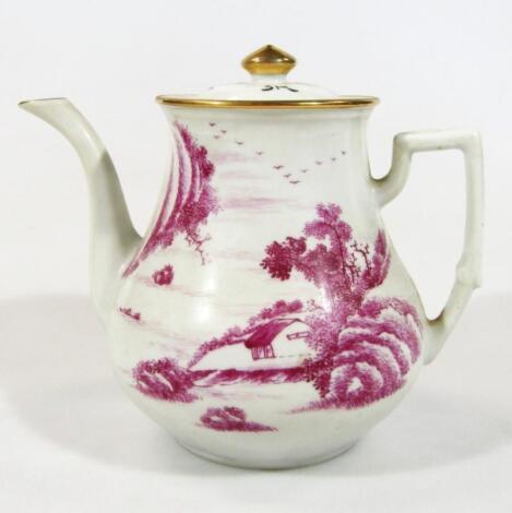 A rare Japanese teapot