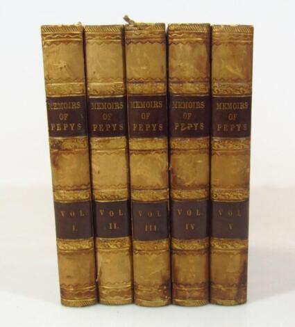 Pepys (Samuel) Memoirs