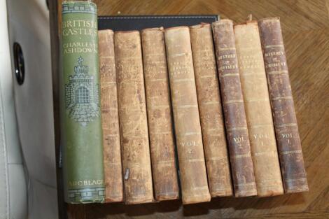 Bindings. Goldsmiths History of England