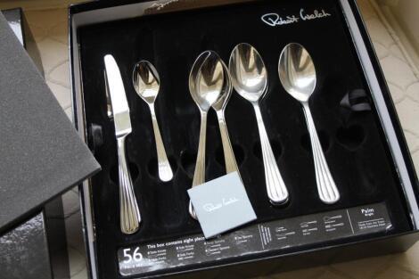 A box of Robert Welsh cutlery