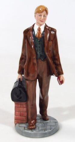 A Royal Doulton Classics figure Doctor