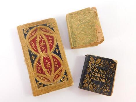 Miniature books.- A 1785 almanack