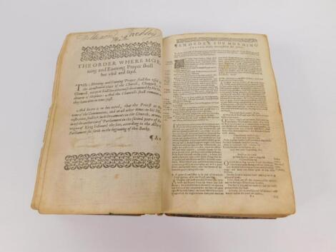 Bible.- English Book of Common Prayer