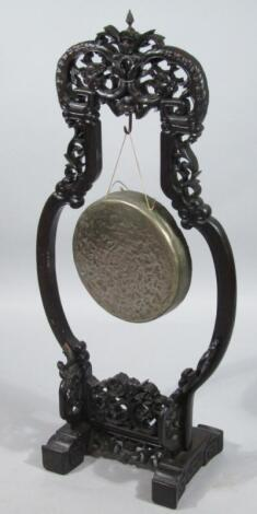 A Chinese dinner gong